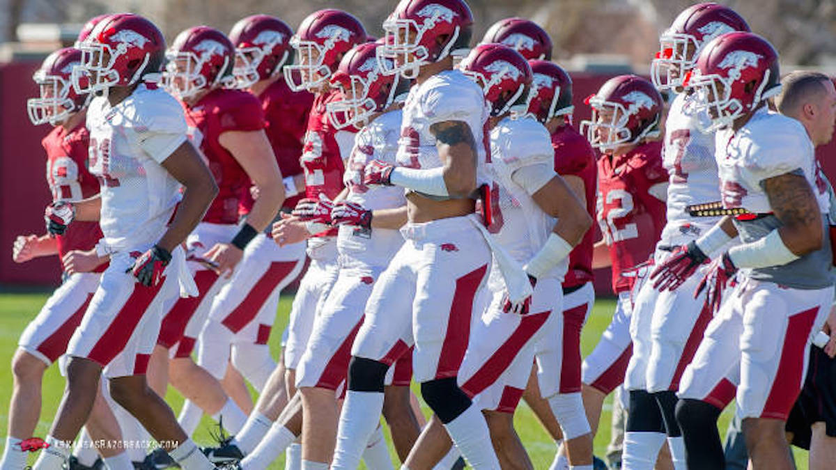 Jim Harris Arkansas Spring Game - What To Watch For