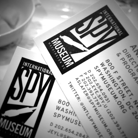 Only in Arkansas - Clinton Library Spy Exhibit - Tickets