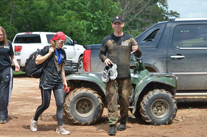 Pig Trail Mud Run Only In Arkansas First Security Bank