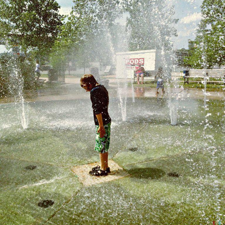 Peabody Splash Park - Only In Arkansas