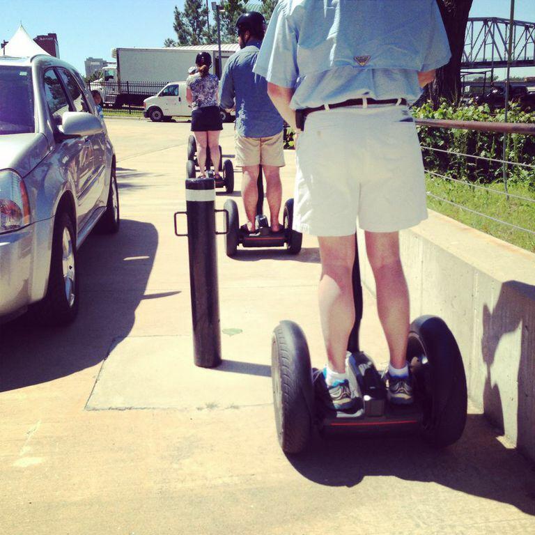 Little Rock Segway Tour - Only In Arkansas