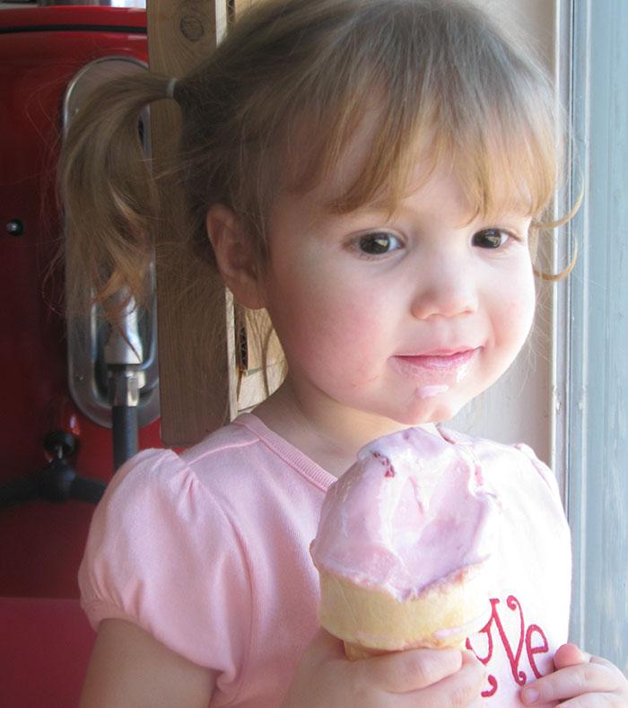 Ice Cream on the Arkansas Excursion Train