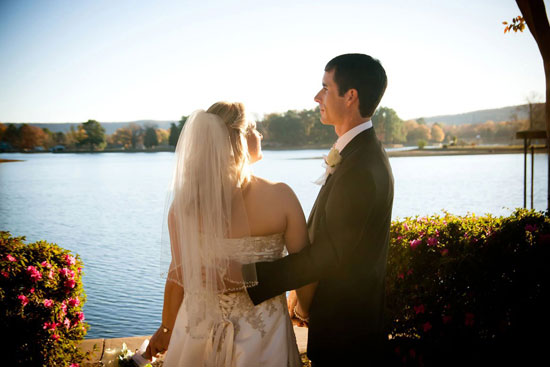 Lookout Point Lakeside Inn Hot Springs - Arkansas Weddings