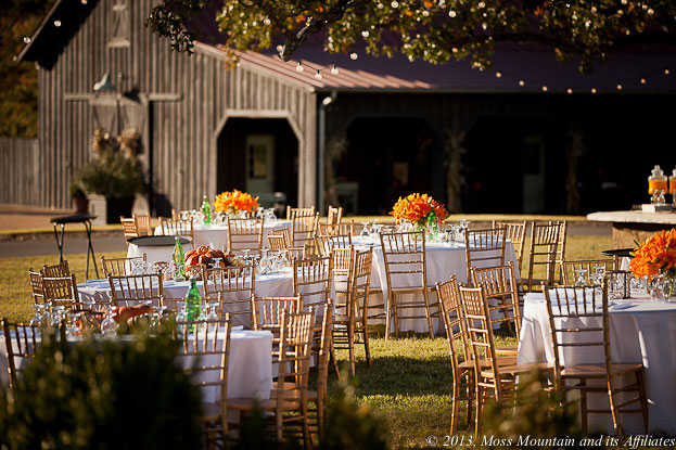 Moss Mountain Wedding - Arkansas Weddings