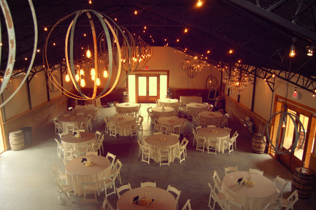Sassafrass Springs Vineyard Reception - Arkansas Weddings
