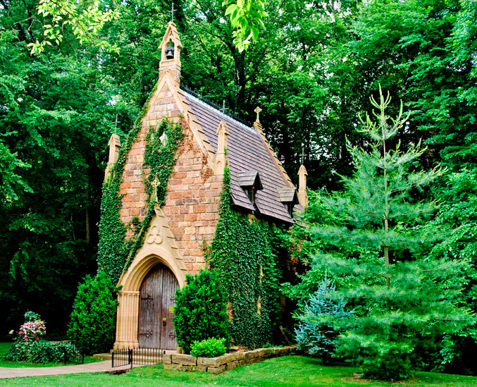 St. Catherine's at Bell Gable - Arkansas Weddings