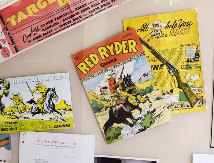Vintage Daisy Collectibles and Memorabilia