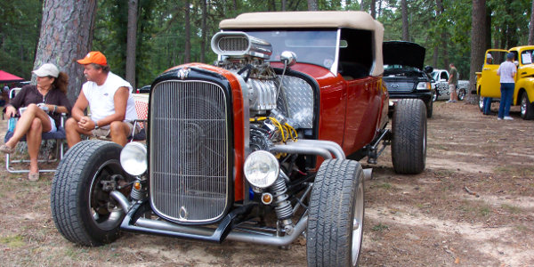 Petit Jean Mountain Auto Show And Swap Meet Only In Arkansas - Car swap meet near me