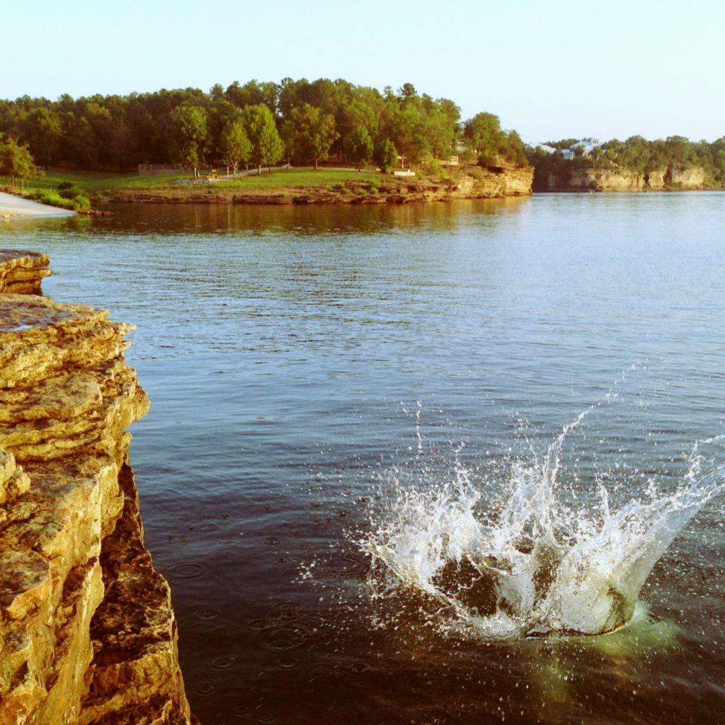 Greers Ferry Splashdown