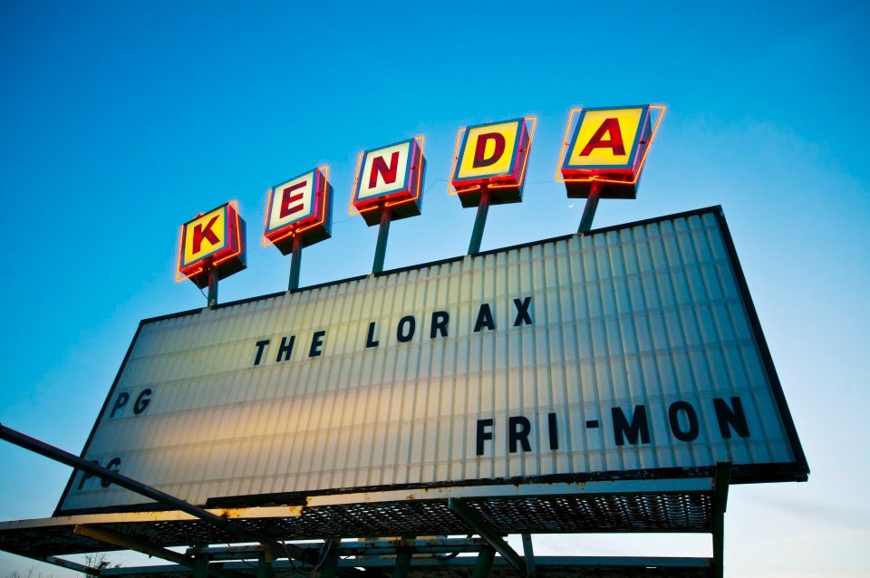 Kenda drive in movies
