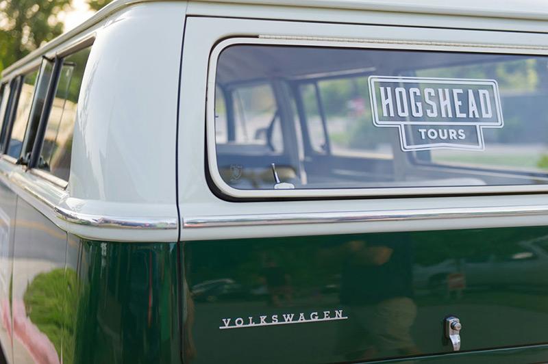 Only In Arkansas - Fayetteville Hogshead Tours - Van