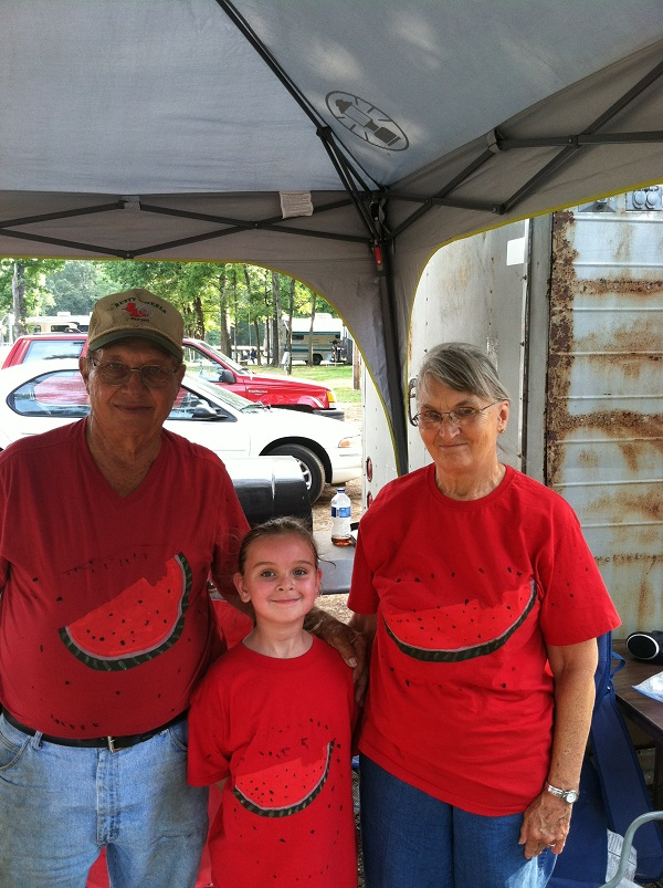 Arkansas Watermelon Festival Painted Shirts