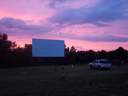 Drive In Movie Theater Fayetteville Ar