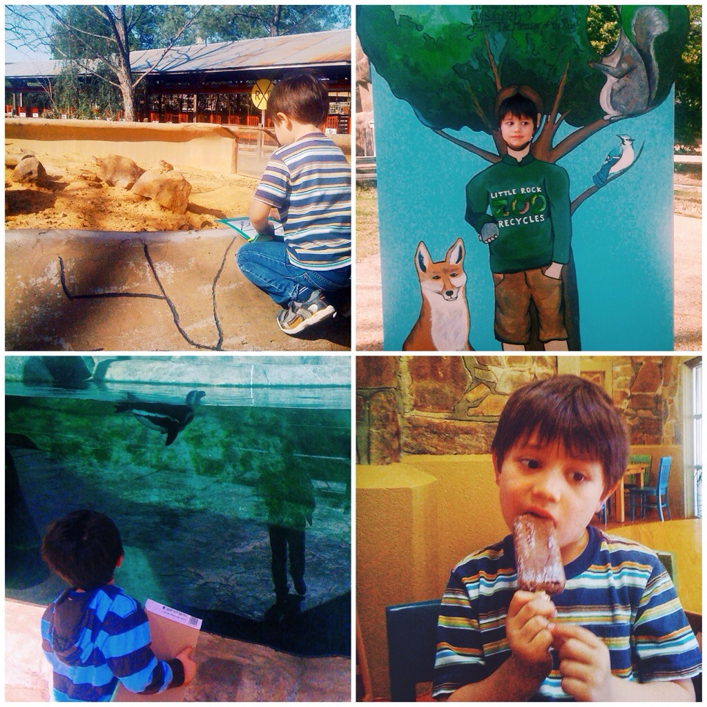 Little Rock Zoo - After School