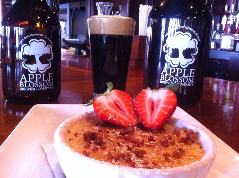 Tailgater's Guide to Local Craft Beer - Apple Blossom Hazy Morning Coffee Stout