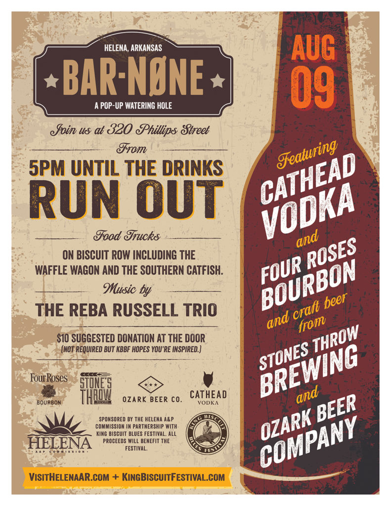Bar None Flyer