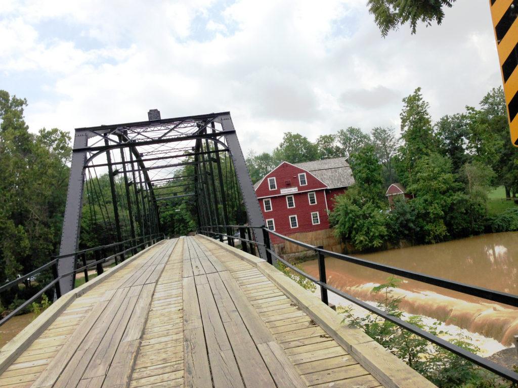 Bridge at War Eagle Mill