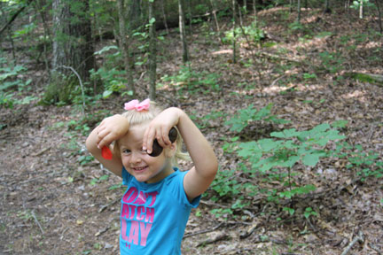 Sugar-Loaf-hike-with-kids, Hiking Sugar Loaf Mountain, Only In Arkansas