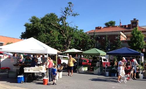 Fayetteville Farmer's Market, Funky Side of Fayetteville