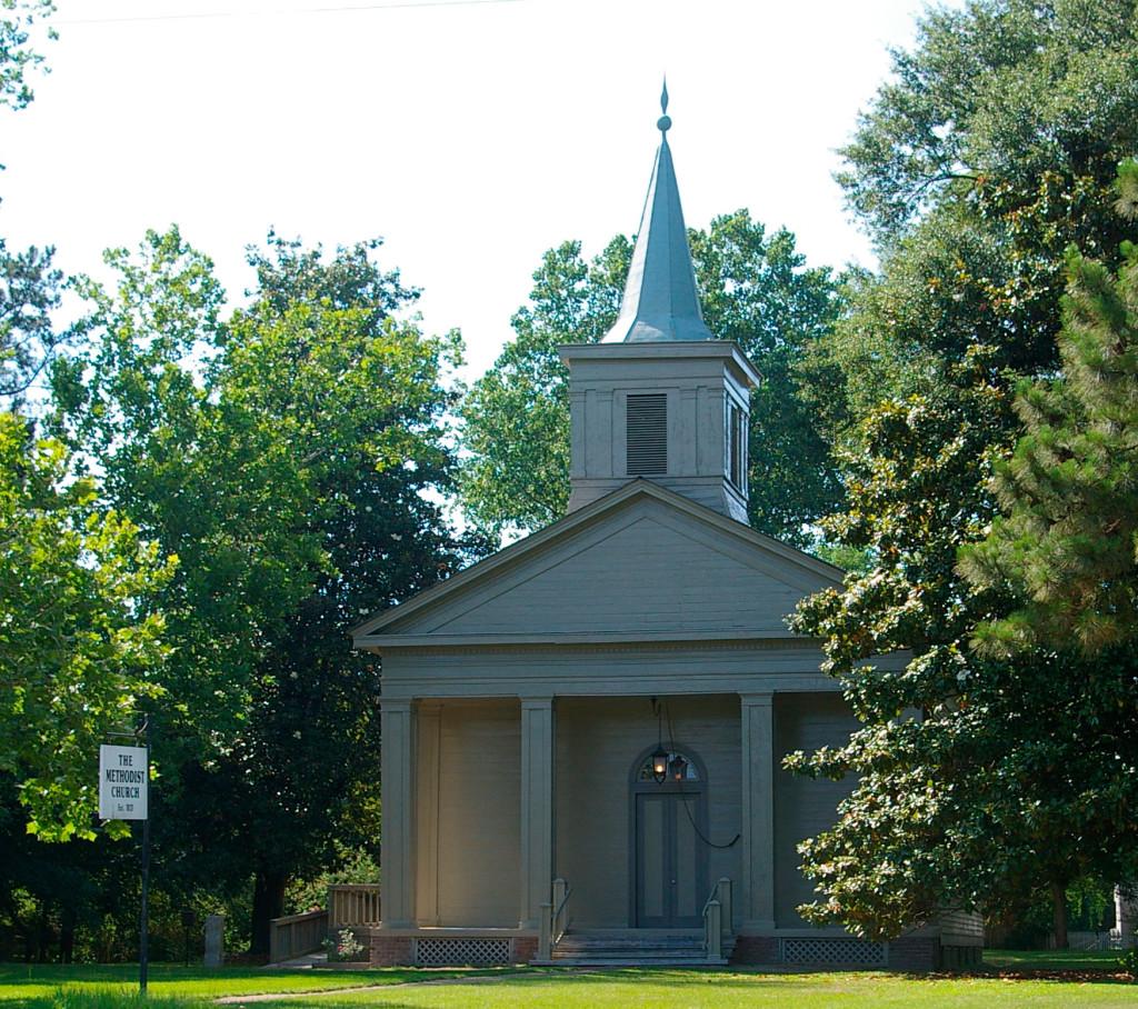 Historic Washington methodist-church