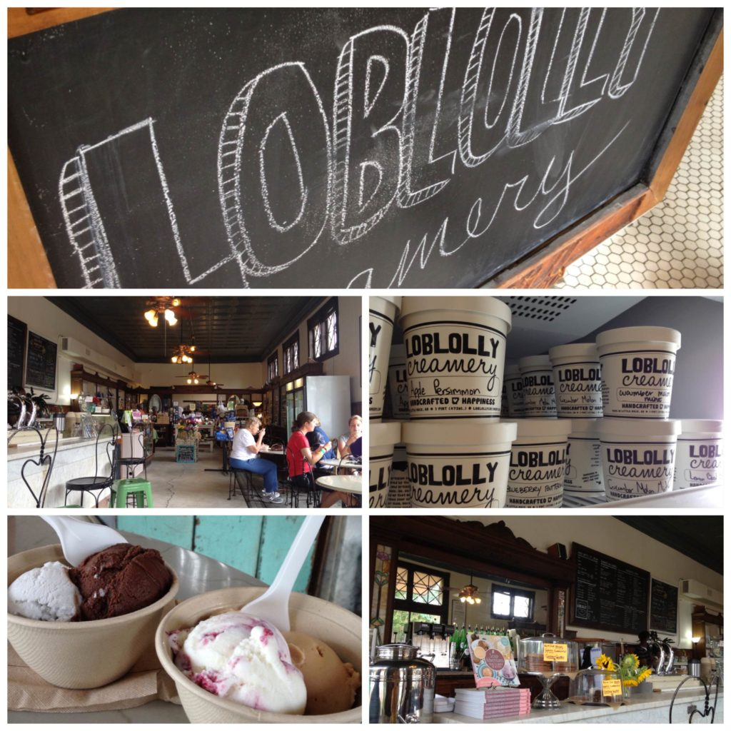 Loblolly Creamery, SoMa - Southside Main Street, Little Rock