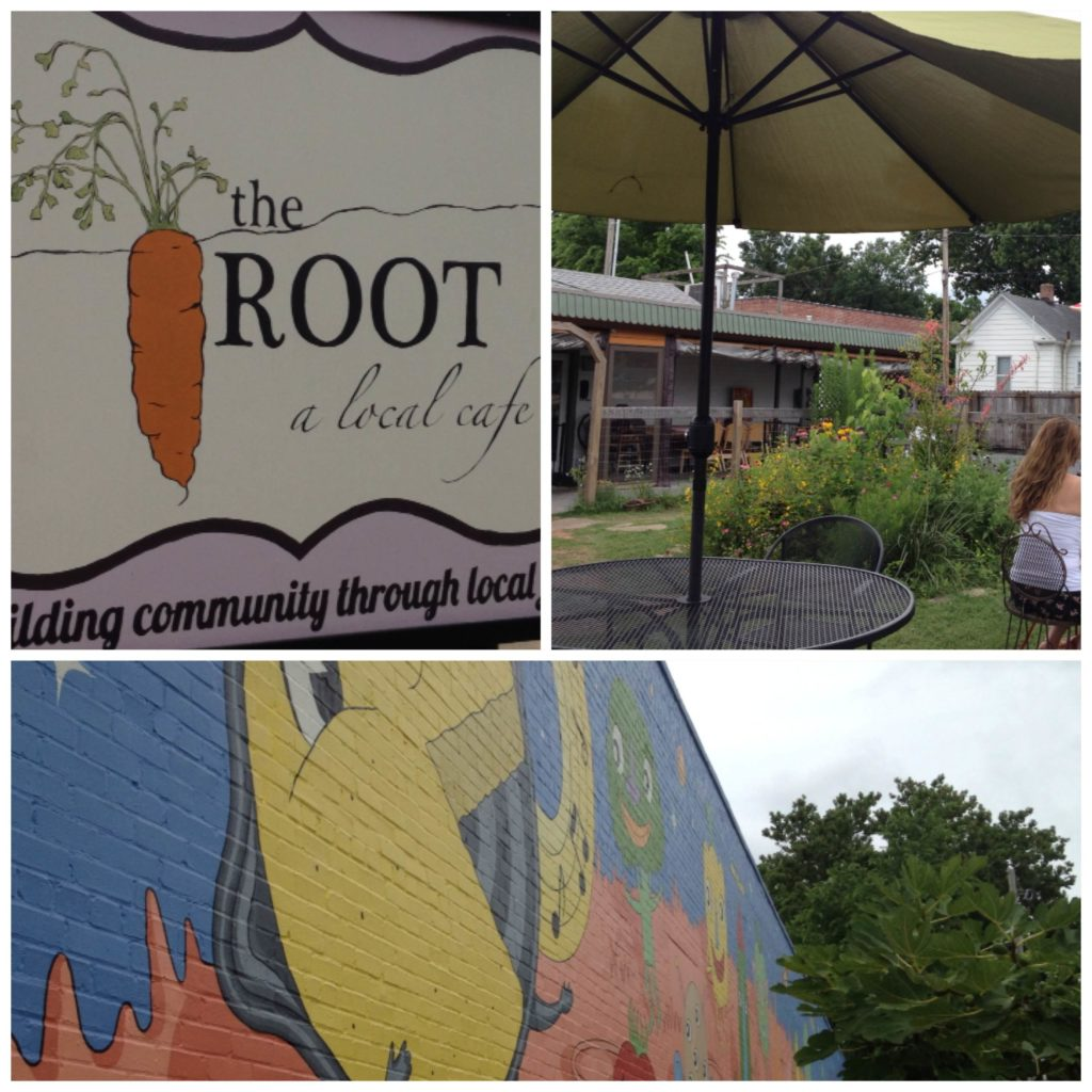 Root Cafe, SoMa - Southside Main Street, Little Rock