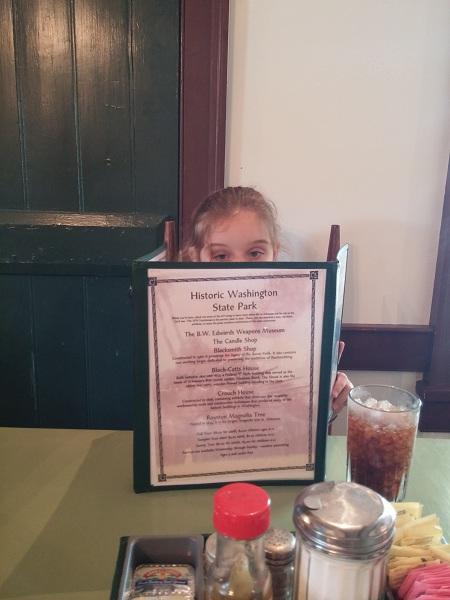 Historic Washington Williams Tavern Restaurant