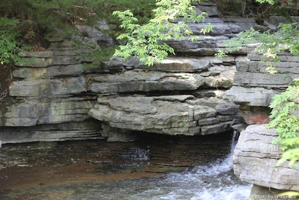 Bella Vista hidden waterfall