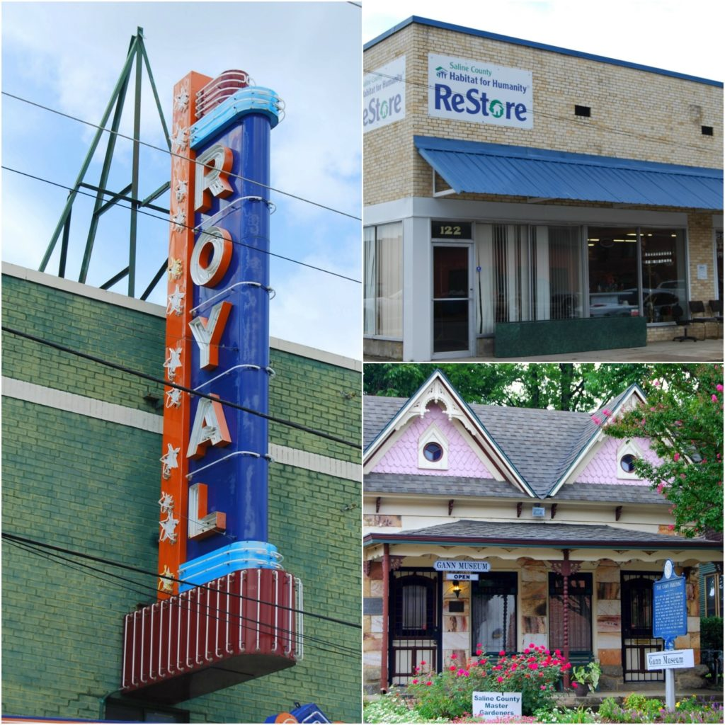 royal theater Benton