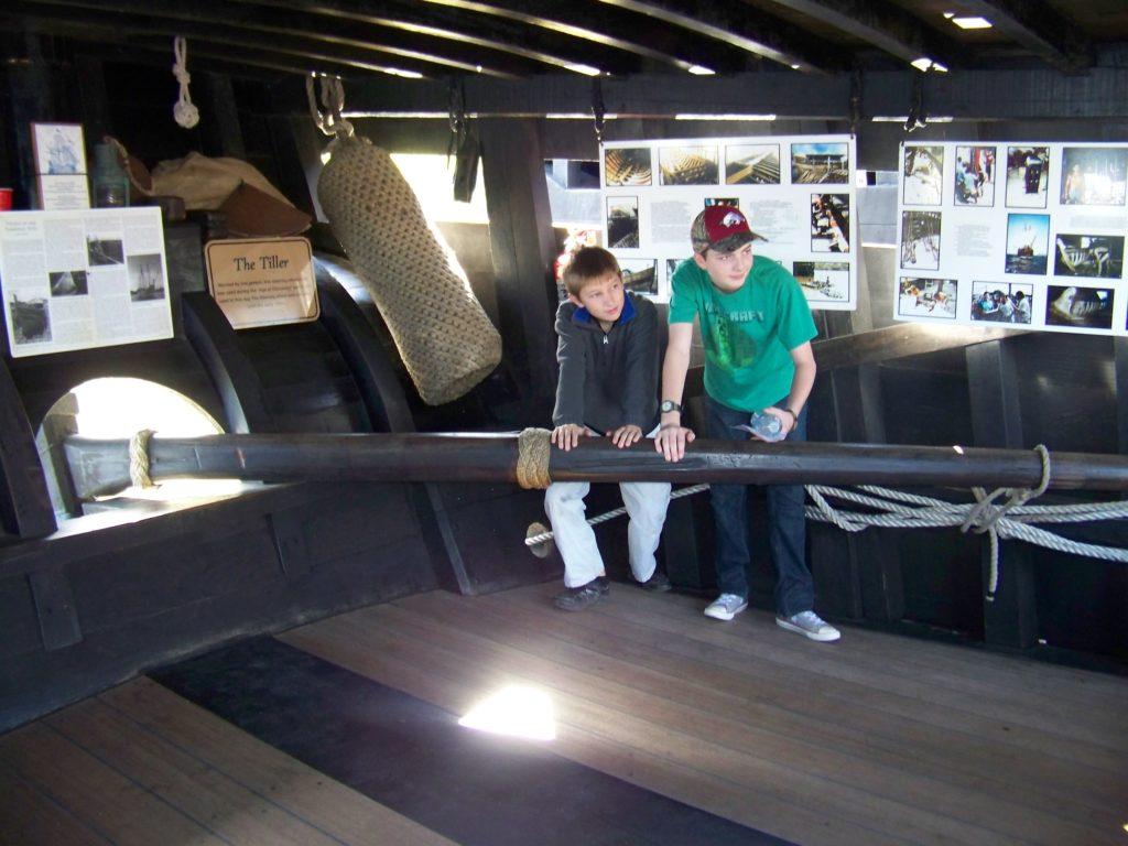 Nina And Pinta Replica Ships Guided Educational Tour