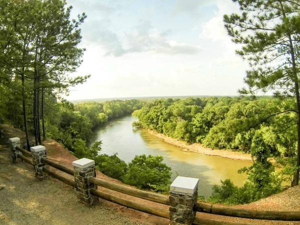 DeSoto Bluff Trail - Arkadelphia