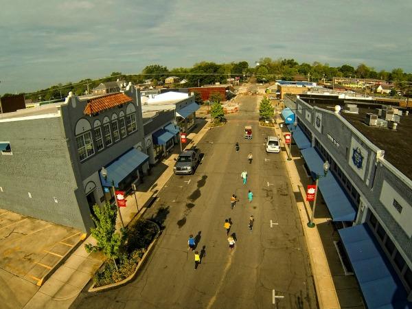 downtown arkadelphia 5k