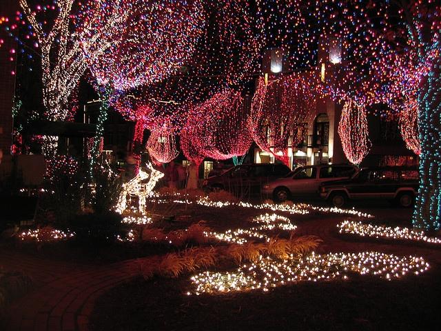 Arkansas Holiday Light Displays 2014 - Only In Arkansas