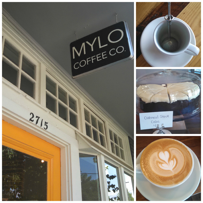 Mylo Coffee Co Hillcrest