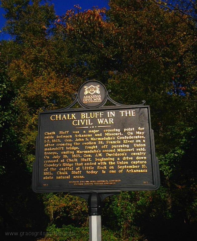 Piggott - Chalk Bluff