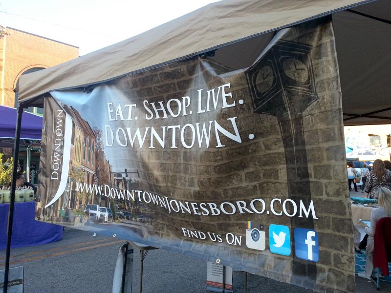 alive-after-five-jonesboro-sign