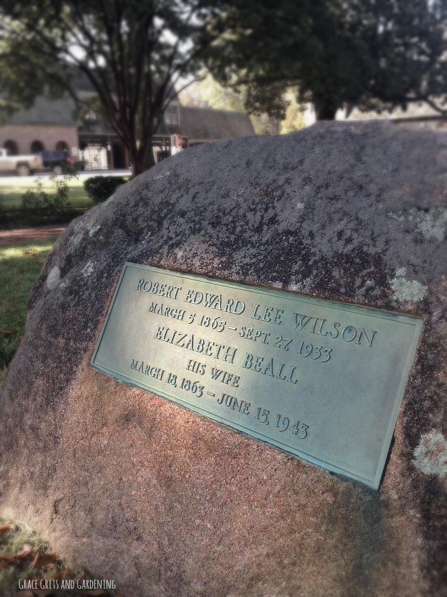 Robert E Lee Wilson Grave