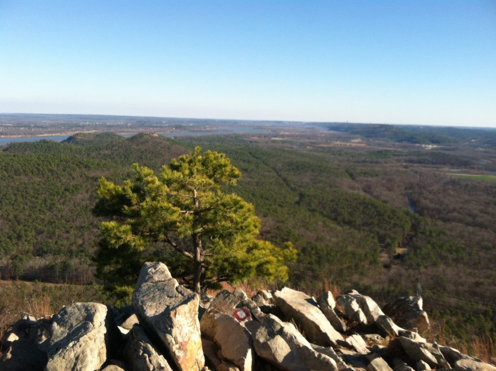 Pinnacle Mountain - Only In Arkansas