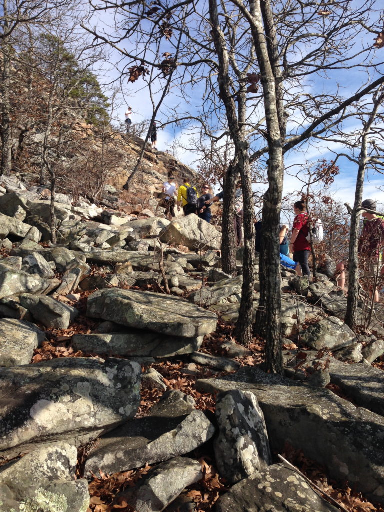 Pinnacle Mountain Only In Arkansas