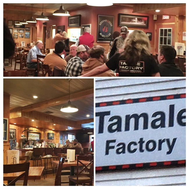 tamale factory