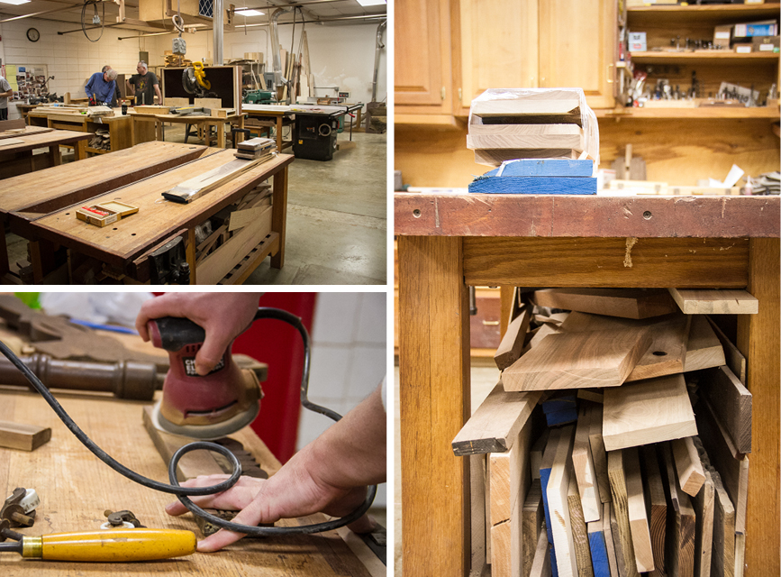 Arkansas-Arts-Center-Museum-School-Woodworking-Studio