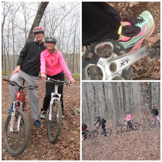 Family on Arkansas Trails