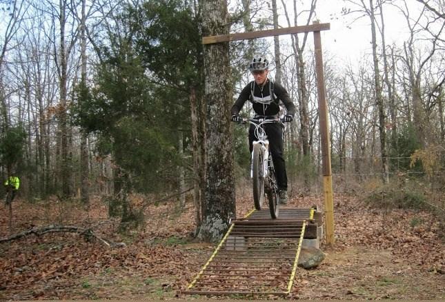 Lercher  Trail in Arkansas