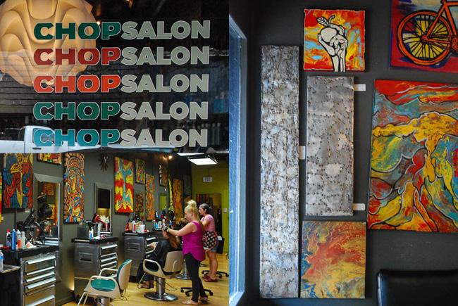 Argenta Summer Saturday - Chop Salon