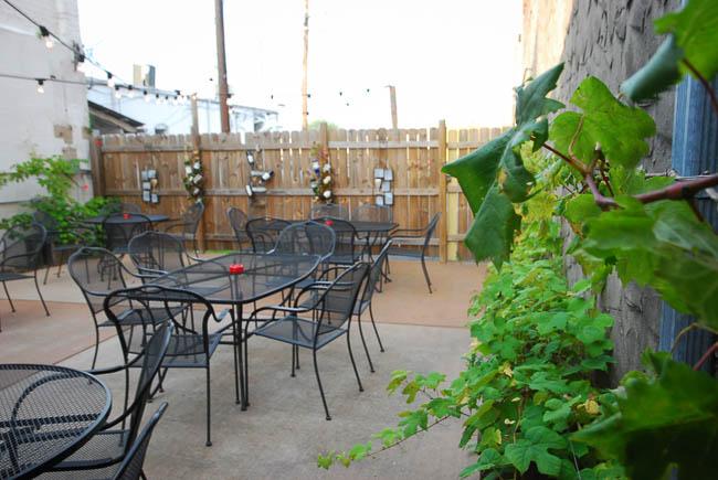 Argenta Summer Saturday - Crush Wine Bar patio