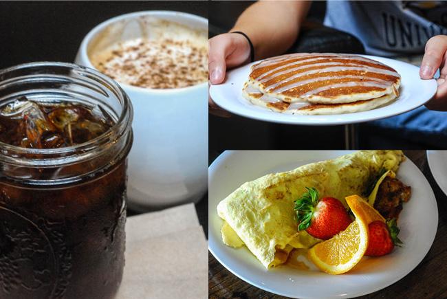 Argenta Summer Saturday - Mugs Cafe breakfast