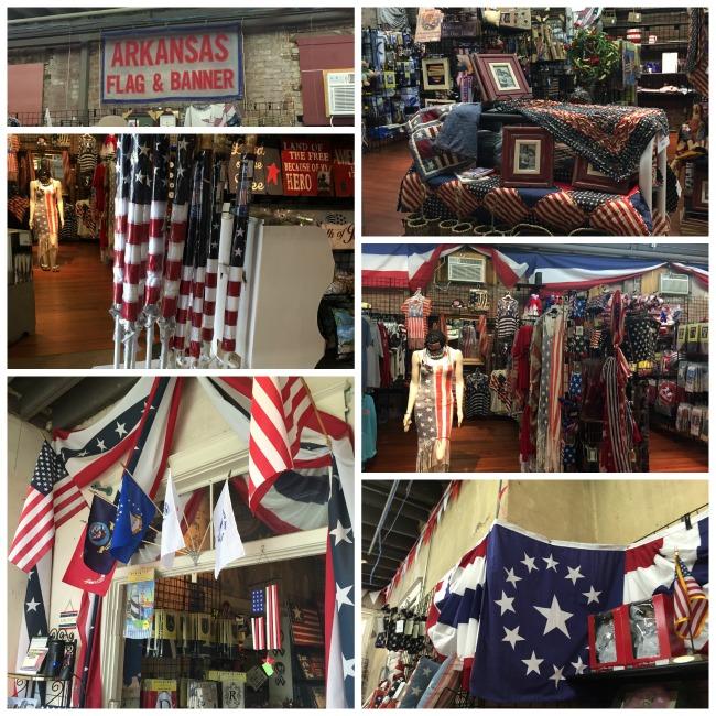 Arkansas Flag and Banner Showroom