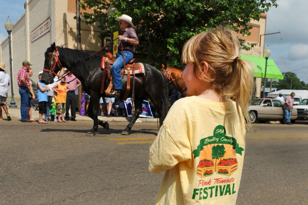 Bradley County Pink Tomato Festival Warren