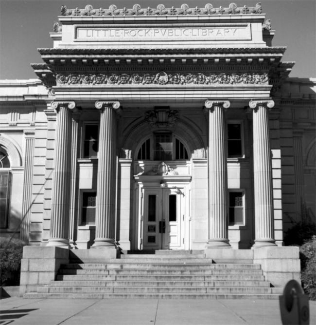LR Public Library 1960