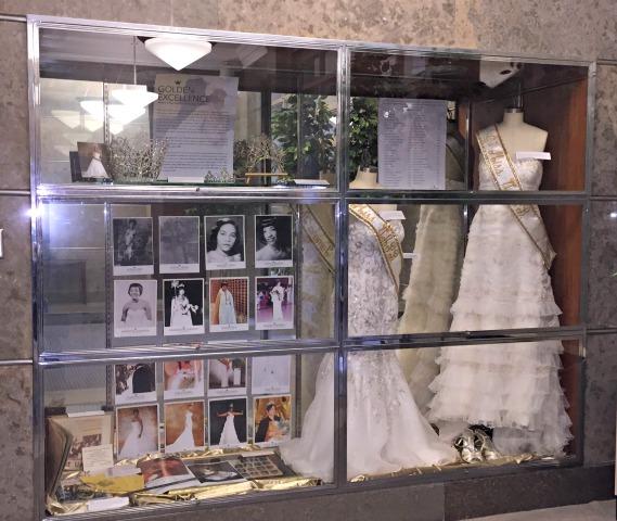 UAPB Museum and Cultural Center Miss UAPB Exhibit
